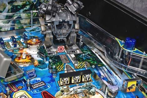 Avatar Pinball Machine
