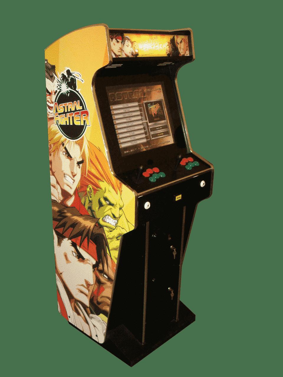 Astral Fighter Pro Arcade Machine