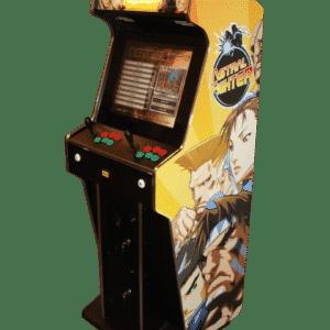 Astral Fighter Arcade Machine
