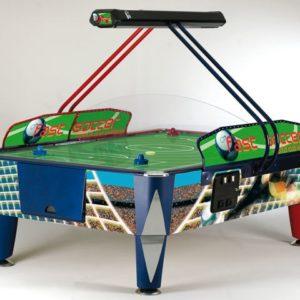Sam Fast Soccer Double Air Hockey Table - 8.5 ft