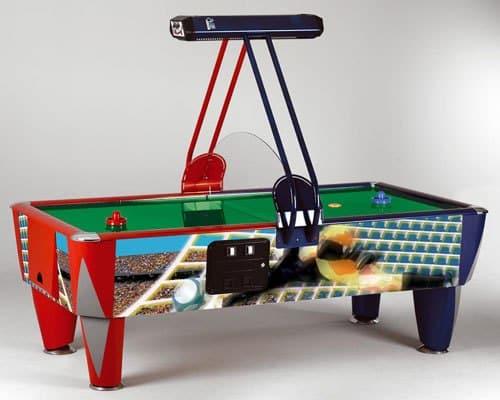 Sam Fast Soccer Standard Air Hockey Table 8 ft