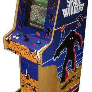 Voyager Space Arcade Machine