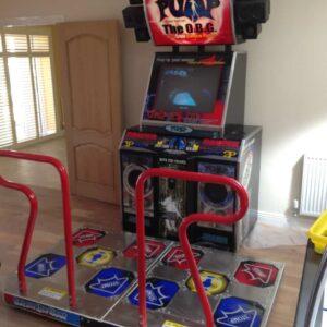 Pump It Up Dance Machine (TFT Upgrade)