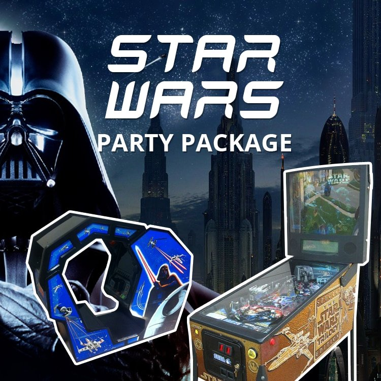 Star Wars Party Package