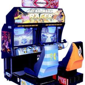 Star Wars Racer Arcade Machine