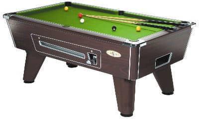 Supreme Winner 6ft Pool Table - Free Play