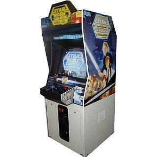 Star Wars Trilogy Arcade Machine (Signed by Cast)