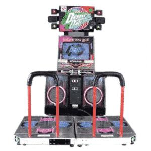 Supernova Dance Arcade Machine