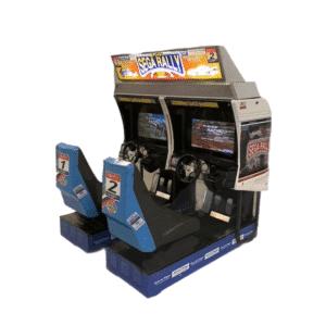 Sega Rally Twin