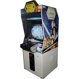 Star Wars Trilogy Arcade Machine for hire