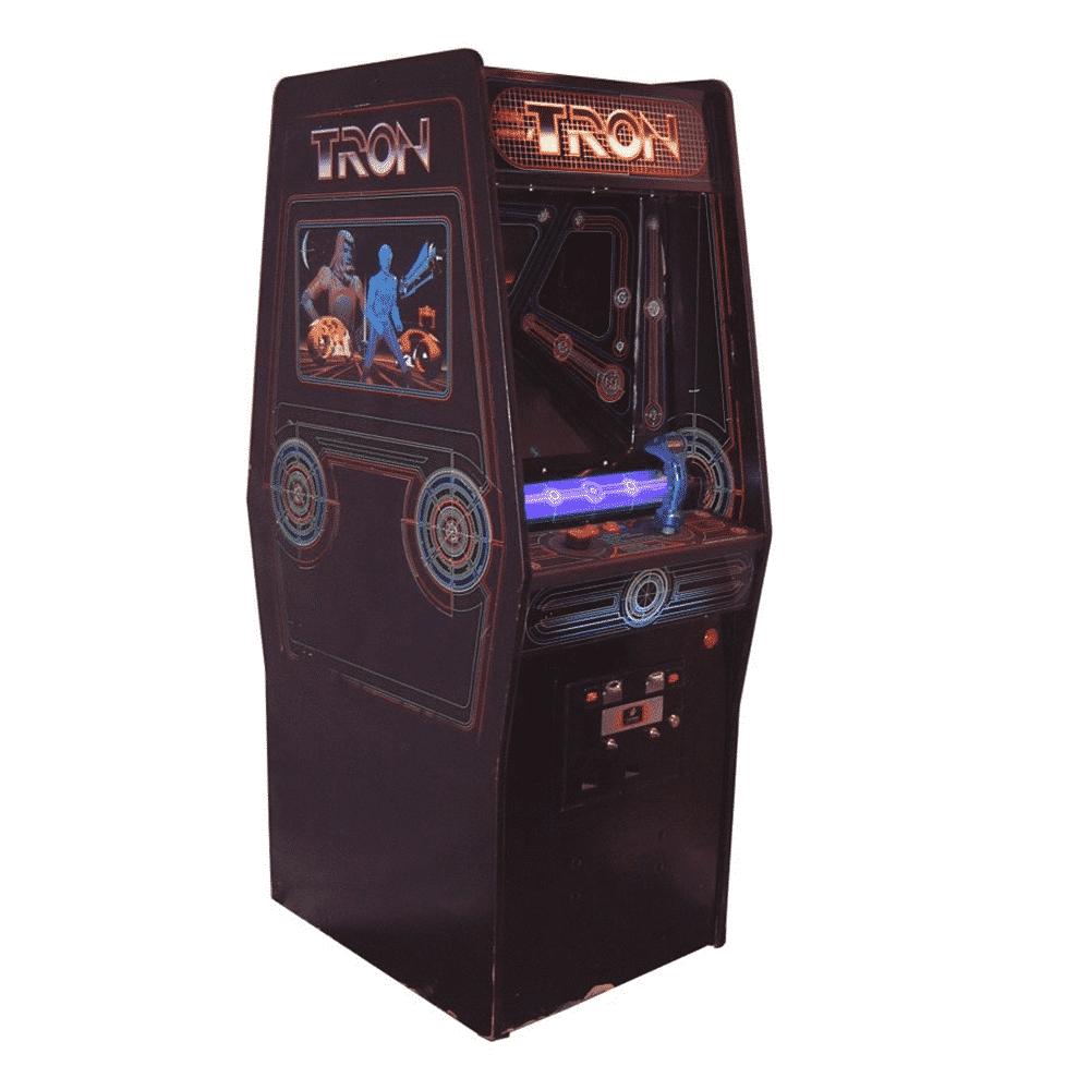 original Tron Arcade Cabinet